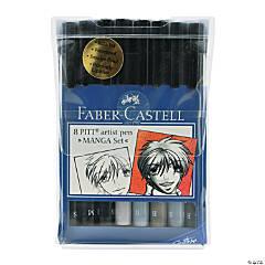 Faber-Castell Manga Pen Sets Basic