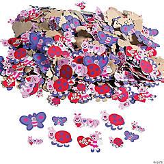 Fabulous Foam Self-Adhesive Love Bug Shapes