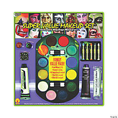 Face Paint Super Value Kit