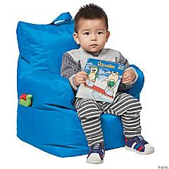 Factory Direct Partners Cali Little Bear Bean Bag - French Blue
