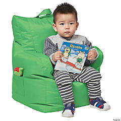 Factory Direct Partners Cali Little Bear Bean Bag - Grassy Green