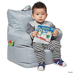 Factory Direct Partners Cali Little Bear Bean Bag - Gray
