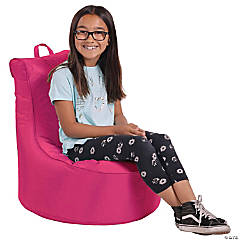 Factory Direct Partners Cali Paddle Out Bean Bag - Raspberry