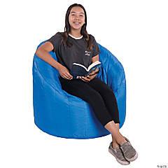 Factory Direct Partners Cali Seashell Bean Bag - French Blue