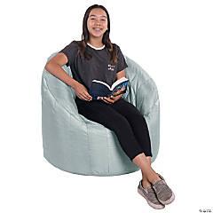Factory Direct Partners Cali Seashell Bean Bag - Gray