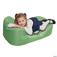 Factory Direct Partners Cali Siesta Bean Bag, 2-Pack - Grassy Green