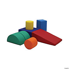 Factory Direct Partners SoftScape Multipurpose Play Set, 6-Piece