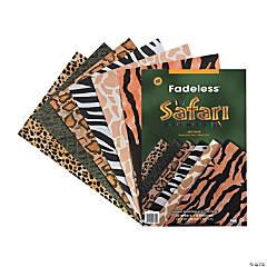 Fadeless<sup>®</sup> Safari Prints Art Paper