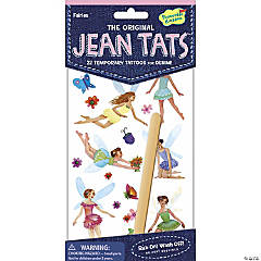 Fairies Jean Tats Pack