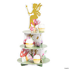 Fairy Cupcake Stand