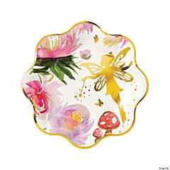 Fairy Paper Dinner Plates