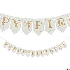 Fairy Pennant Banner