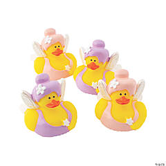 Fairy Rubber Duckies