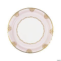 Fairy Tale Wedding Paper Dinner Plates