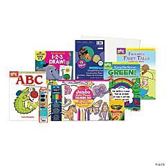 Fairy Tales & Fun Arts & Crafts Boredom Buster Kit