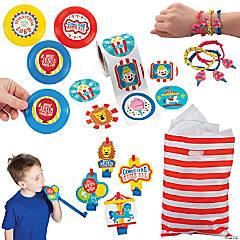 Faith Carnival Handout Kit for 48