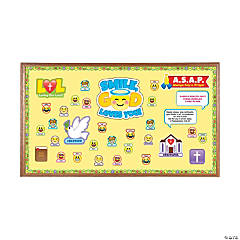 Faith Emoji Bulletin Board Set