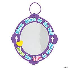 Faith Mirror Craft Kit