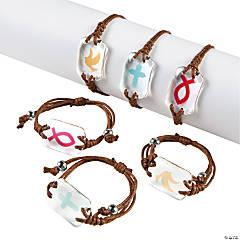 Faith Stone Icon Bracelets