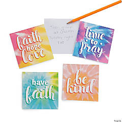Faith Tie-Dyed Notepads
