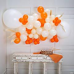 Fall Balloon Garland Kit