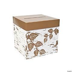 Fall Card Box