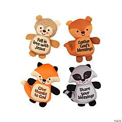 Fall Faith Stuffed Animals Assortment