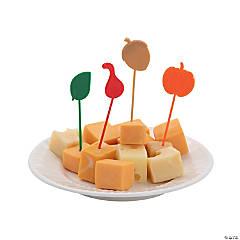 Fall Food Picks - 72 Pc.