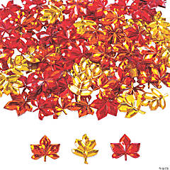 Fall Leaf Jewels