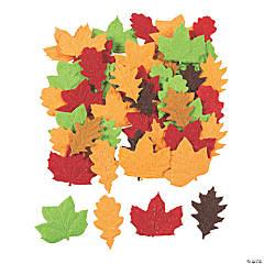 Fall Leaves Self-Adhesive Shapes