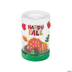 Fall Tree Jar Craft Kit