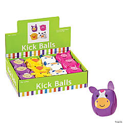 Farm Animal Kick Balls