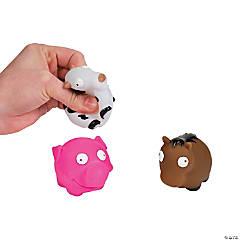 Farm Animal Squirt Toys
