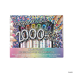 Fashion Angels® Mega Nail Sticker Set
