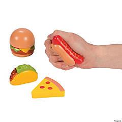 Fast Food Stress Toys