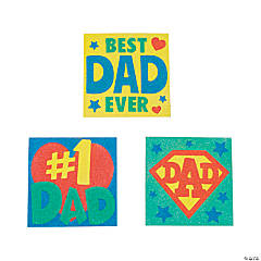 Father's Day Sand Art Sheets