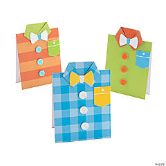 Father's Day Shirt Card Craft Kit