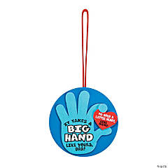 Father's Day Hand Ornament Craft Kit