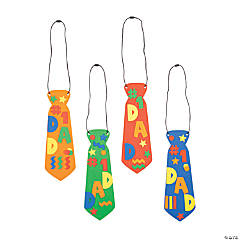 Father's Day Necktie Craft Kit