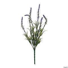 Faux Lavender Stems