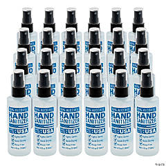 FDA- Approved Bulk 4 oz. Hand Sanitizers – 24 Pc.