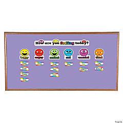 Feelings Mini Bulletin Board Set