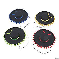 Felt Mariachi Hats