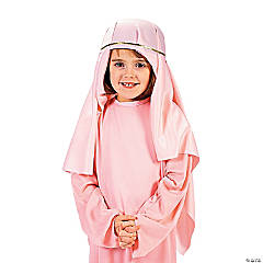 Felt Pink Nativity Child Hat