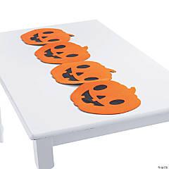 Felt Pumpkin Table Runner
