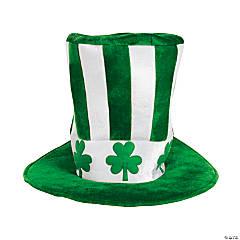 Felt St. Patrick's Day Oversized Top Hat