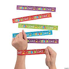 Field Day Slap Bracelets