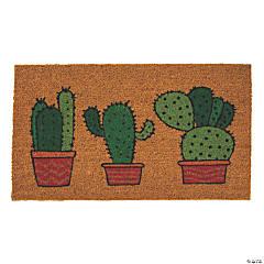 Fiesta Cactus Coir Mat