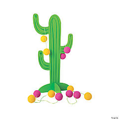 Fiesta Cactus Ladder Ball Game