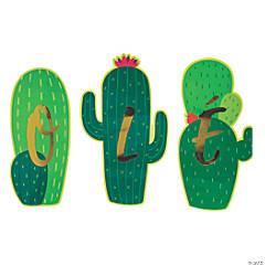 Fiesta Cactus Olé Cutouts